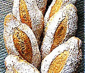 German recipes / Things I like and miss -- but some recipes are in German... Will translate if needed
