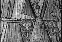 Medieval Cone Tents