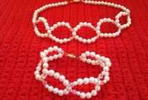 Jewelry by Lynda Bates-Zimmer / Handmade original designed jewelry, wire wrapped jewelry, beads, stones