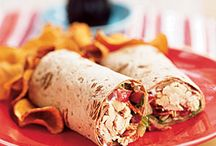 Time For ... a Cool Change / Hearty lunch ideas that don't have to be heated.