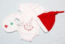 Christmas ideas for babies / Everything Christmas, with a big touch of baby... Of course