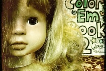 Dolls / by Ruth Sanger