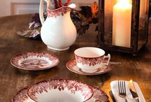 Winter's Scene / Originating from the vast Spode archive collection, Winter's Scene is a beautiful interpretation of classic Spode artwork prints.