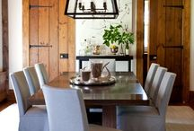 Dining Room Slip Covers