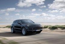 Nuevo Porsche Cayenne / Llega la tercera generación del Porsche Cayenne con nuevos motores, nuevo chasis, innovador concepto de control y mayor conectividad.