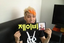 [SNS] JJ PROJECT's (JB & Jr.) TWITTER UPDATES! / The JJ Project is a Korean Duo Artists from JYP Entertainment featuring JB (Im Jae Beom) and Jr. (Park Jin Young). Follow them at twitter now! @jbjyp (JB) & @jrjyp (Jr.) ♥ [T/N] This board is only for photo(s) update from JJ Project members~! be sure to follow them for more more updates! ♥ ^_^ / by iHeart ♥ KPOP
