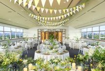 【結婚式】テーブルコーデ