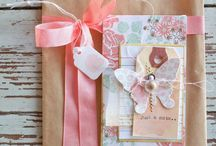 Wrapping & card