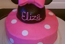 Fun Birthday Cakes....