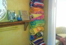 Surf storage