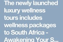 Luxury wellness Travel