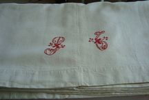 old french linens