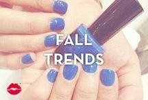 Fall Trends / Keep tabs on Fall 2014's biggest beauty trends!