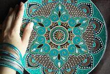 Ornamenty, mandala