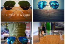 Ray-Ban at a wink & a smile / Check out the latest designs from Ray-Ban at a wink & a smile.   www.eyeanddentalcare.com