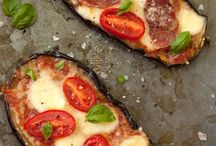 pizza de beringela