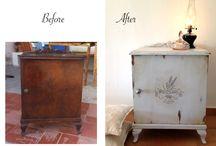Transformaciones de muebles