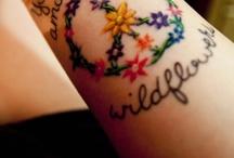 Tattoos :)  / by Rachel Shults