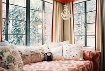 Interiors / by Tiffany De La Paz