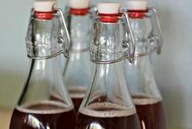 sodas and mocktails