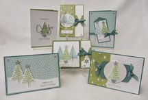 Stampin'up - Christbaumfestival