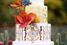 Wedding cake (and food)