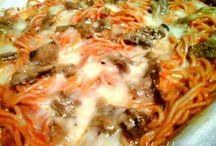 Pasta / Cucina regionale italiana