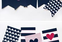 printables - banner and buntings
