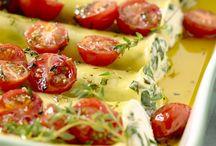 Recepten : pasta
