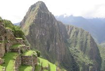 Machu Picchu / by HoneyTrek