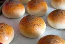 The Bread Board: Yeast Bread Recipes / Yeast bread recipes I'd like to try. / by Ellen Polzien