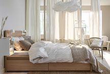 Retro Industrial Bedroom / retro and industrial bedroom