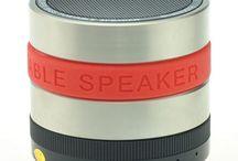 Bluetooth Speakers / Various cool bluetooth speakers