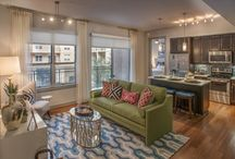 Gables Living / Our interiors are just as important to us as our beautiful exteriors. Take a peek inside some of our Gables apartment home communities across the country and find decorating ideas for your own apartment home!