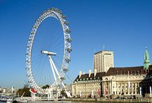 Things To Do In London / Whether you want to see London from the Coca-Cola London Eye, or book a tour, you can find it all here!