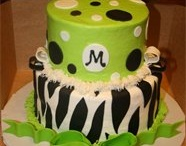 Cake Decorating Ideas / by Tracy Haas