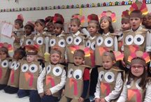 Thanksgiving for Young Children / Thanksgiving projects and activities for young children