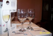 Engraved Wine Glasses and mason jars / Engraved wine glasses. Our engraved wine glasses are perfect for weddings, wineries, corporate event and much more. We can engrave one glass or thousands of wine glasses, mason jars and much more