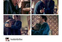 Sherlock // Johnlock