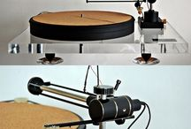 Turntables - Gramophones / Turntables and preamplifiers with great design Tangential / linear turntables with great quality of sound (better then in classic models)