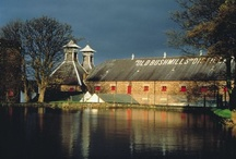 Distilleries - Ireland / Some fine Irish distilleries and one particularly well-known brand.