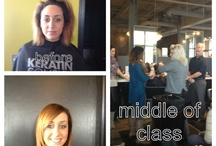 Makeovers / Here are makeovers we have done in the salon!