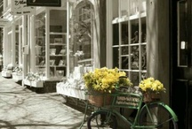 Enticing Storefronts / by Nancy Jones