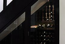 Staircase Wine Cellar / For new development at 13 Kitchener