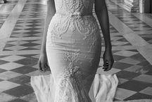 // irresistibly unique high-fashion wedding dresses //