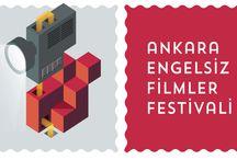 Engelsiz Filmler Festivali 21-26 Nisan'da Ankara'da / Türkiye'de görme, işitme ve ortopedik engellilerin erişebildiği ilk film festivali olan Ankara Engelsiz Filmler Festivali, bu yıl üçüncü kez düzenleniyor.