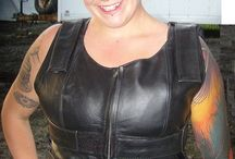 Bullet Proof Style Vest