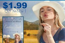 Book Love / Terrific books and special deals on some of today's best sweet/ inspy romance novels!