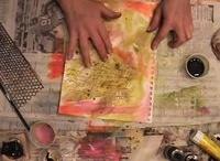 textured mediums