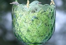 Glass bird house / by Parna Henry